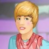 Jeu Jeu d'habillage Justin Bieber
