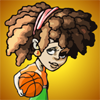 Jeu Afro basketball