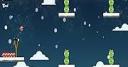 Jeu Angry Birds Noël