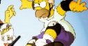 Jeu Coloriage simpson