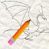 Jeu Comment Dessiner Un Dragon