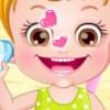 Jeu Bébé Hazel A La Plage