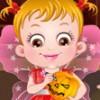 Jeu Bébé Hazel Halloween