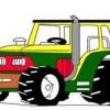Jeu Coloriage De Tracteur