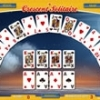 Crescent Solitaire 3