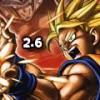 Jeu Dragon Ball Fierce Fighting 2.6