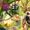 Jeu Dragon Ball Fierce Fighting 2.7