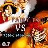 Jeu Fairy Tail Vs One Piece 0.7