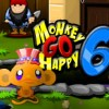 Jeu Monkey Go Happy 6