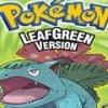 Jeu Pokémon Vert Feuille