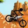 Jeu Stickman Downhill