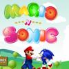 Jeu Mario n Sonic