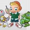 Jeu Mini robot wars