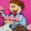 Jeu Papa's Cupcakeria