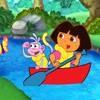 Jeu Puzzle Dora en ligne
