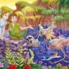 Jeu Puzzle Peter Pan