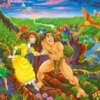 Jeu Puzzle Jane et Tarzan
