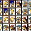 Jeu Mahjong Simpson