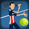 Jeu Stick tennis
