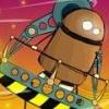 Jeu The railway robots road trip