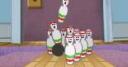 Jeu Bowling Tom et Jerry