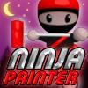 Jeu Ninja Painter